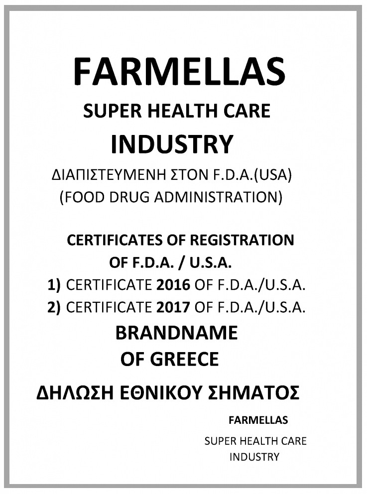 Medichrom Certification Farmellas 20162017